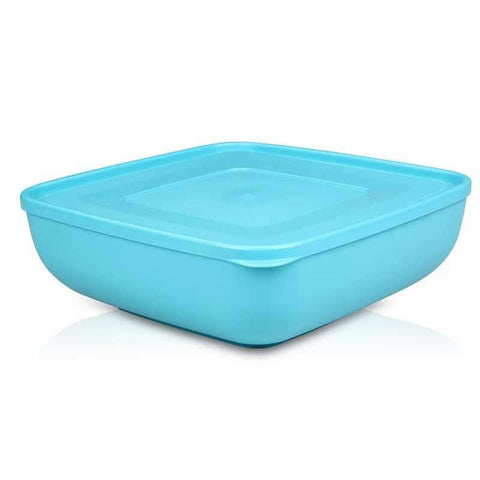 Ucsan Covered Square Shallow Bowl