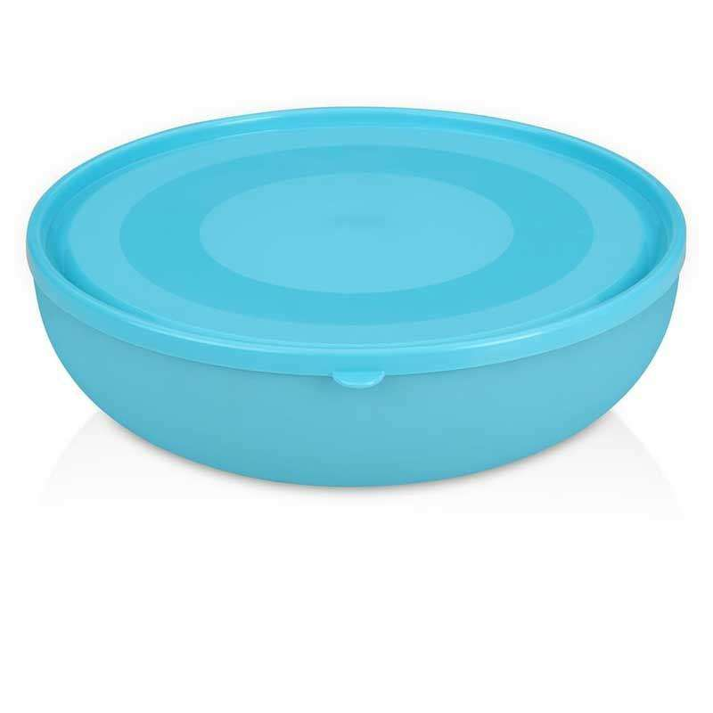 Ucsan Shallow Bowl with Cover