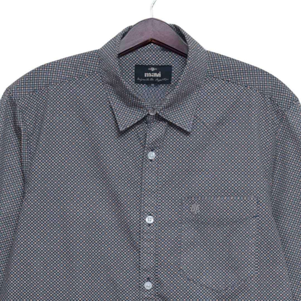 Multicolor Dotted Shirt for Men
