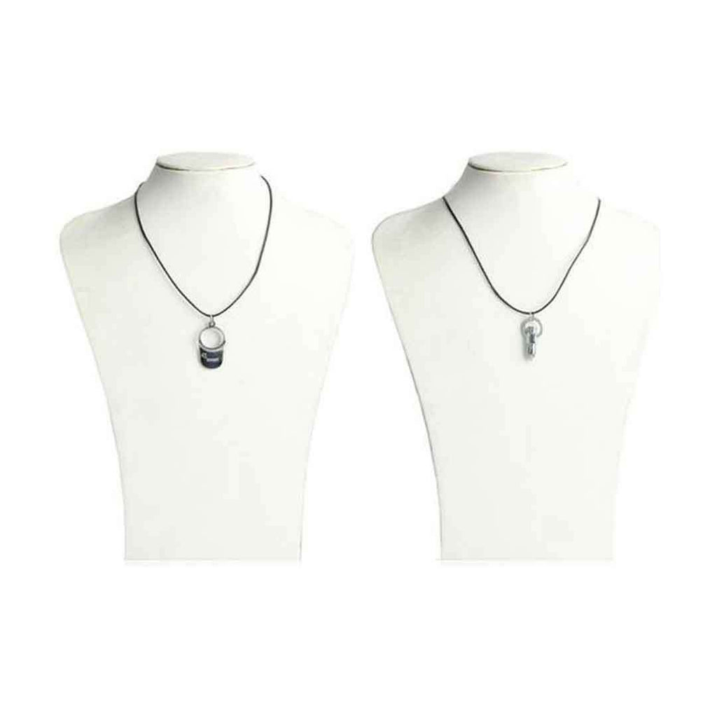 Silver Stylish Alloy Base Necklace For Women 1586