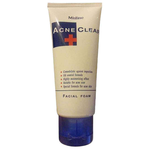 Acne Mistline Clear Facial Foam