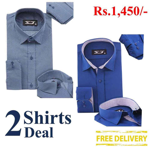 Pack Of 2 Shirts Deal 12