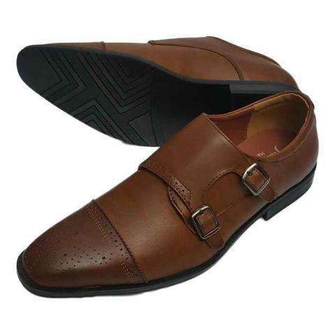 Men's Brown Italian Formal Shoes