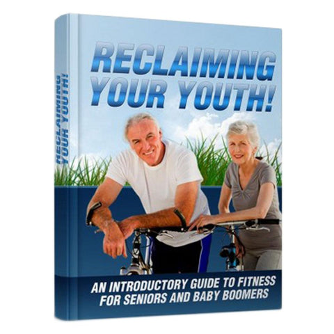 Reclaiming Your Youth - E Book