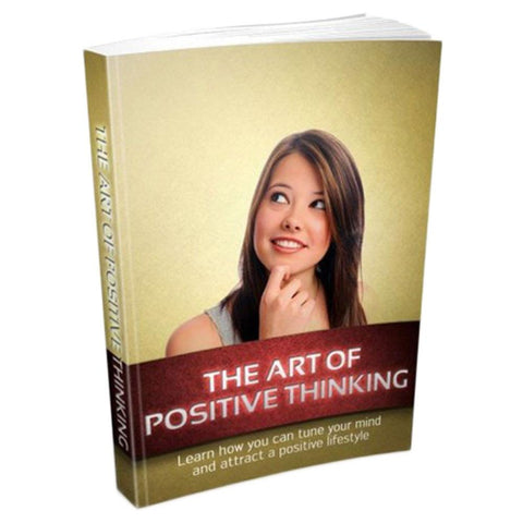 How You See Yourself Positive Thinking - E Book