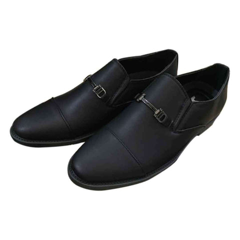 Men's Loafer Formal Leather Black Shoes