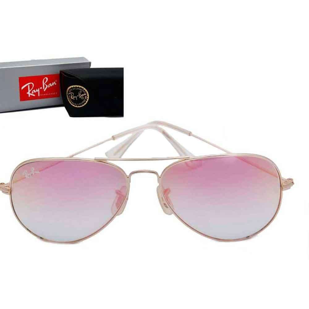 Ray Ban Pink Sunglasses for Mens