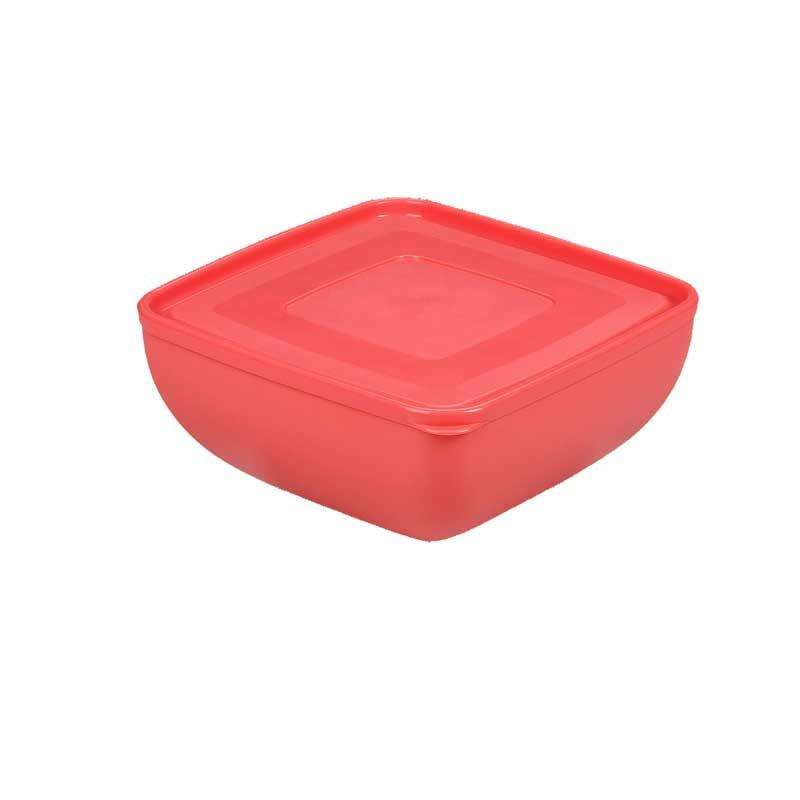 Ucsan Small Square Bowl with Lid 1.2 lt