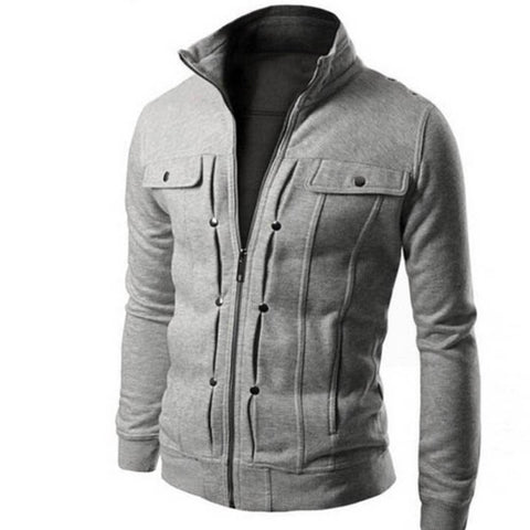 Men's Grey Ripit Coat