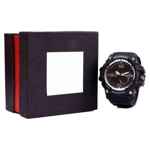 G-Shock Twin Sensor Black Watch