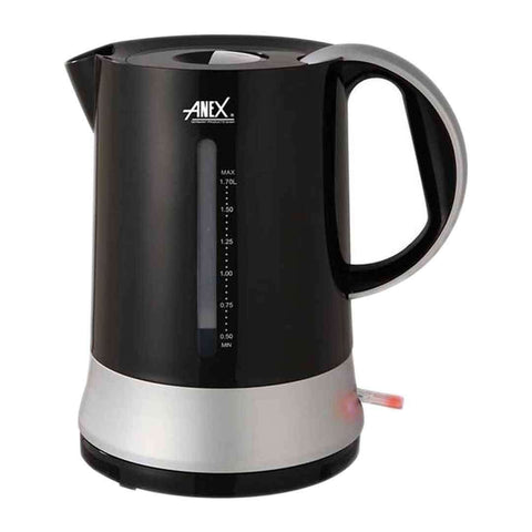 Anex Electric Kettle AG 4027 1.7Ltr Black