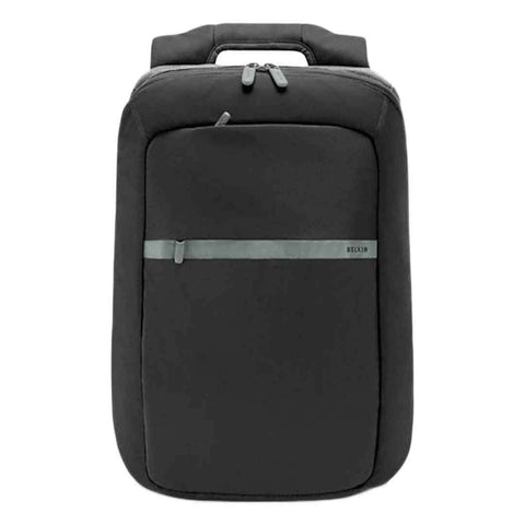 BELKIN Core Back Pack For Laptops F8N116QEKSG Pitch Black