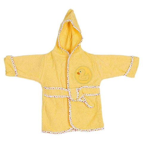 Baby Ducky Design Bathrobe