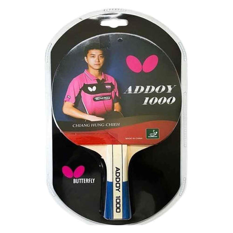 Butterfly Table Tennis Addoy 1000 New Packing Lates Design 2017 (Original)