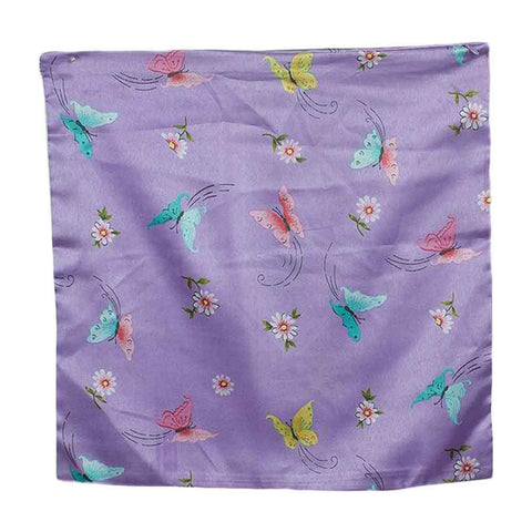 Butterfly Print Cushion Cover