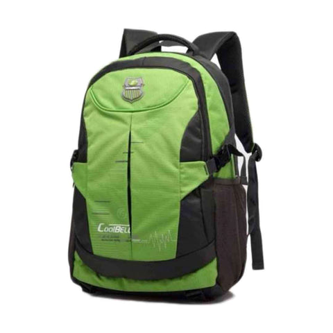 Coolbell \Waterproof Business Laptop Backpack Green