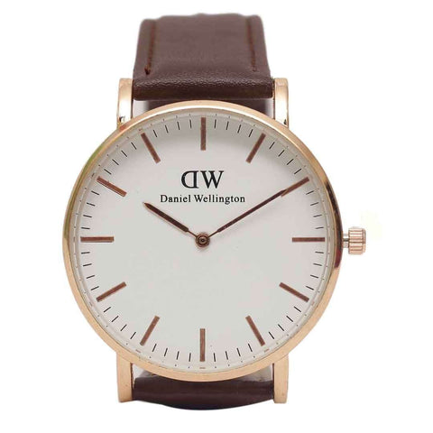 Daniel Wellington Brown Watch