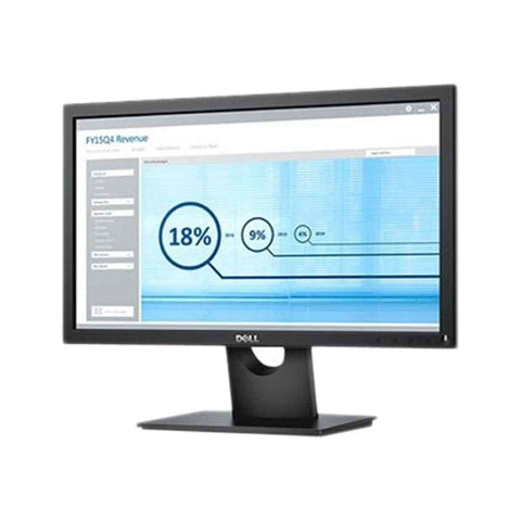 Dell LED E2016H 20 BLACK WIDESCREEN
