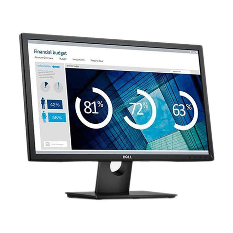 Dell LED E2216HV 22 BLACK WIDESCREEN