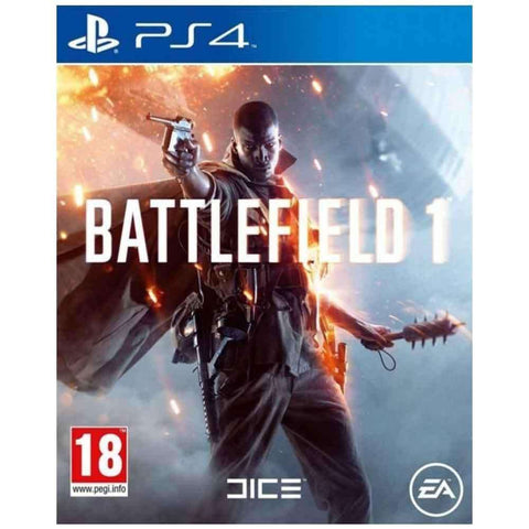 Electronics Arts Battlefield 1 PS 4