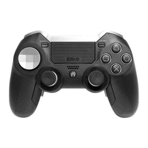 Emio Elite Controller with Custom Macro Buttons for PlayStation 4 Black
