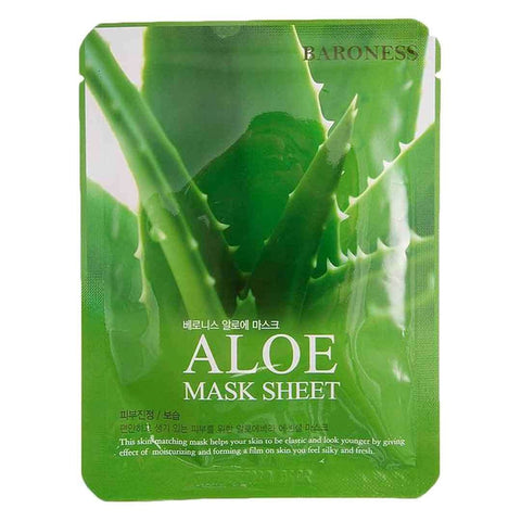 Baroness Aloe Mask Sheet