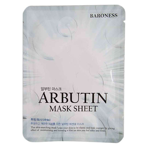 Baroness Arbutin Mask Sheet