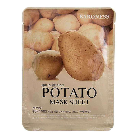 Baroness Potato Mask Sheet