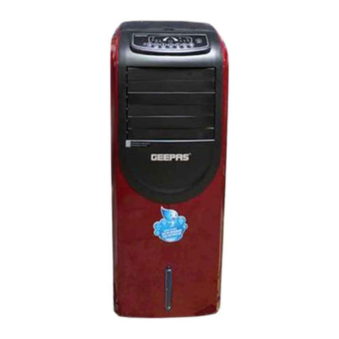 Geepas GAC373 AC Cum Big Size Air Cooler With Remote & LED Screen Control