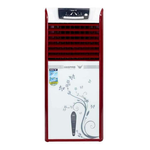 Geepas Air Cooler White & Red