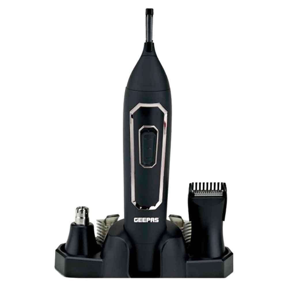 Geepas 6 in 1 multi function Trimmer & Shaver (Brand Warranty)
