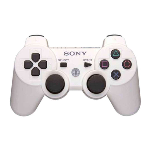 Games Arena DualShock 3 Wireless Controller for PlayStation 3 White