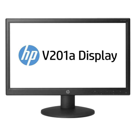 HP LED V202 19.5 BLACK WIDESCREEN