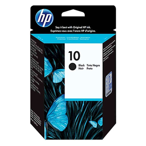 Hp Cartridge 10 Black