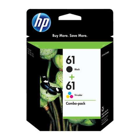 Hp Cartridge 61 Combo