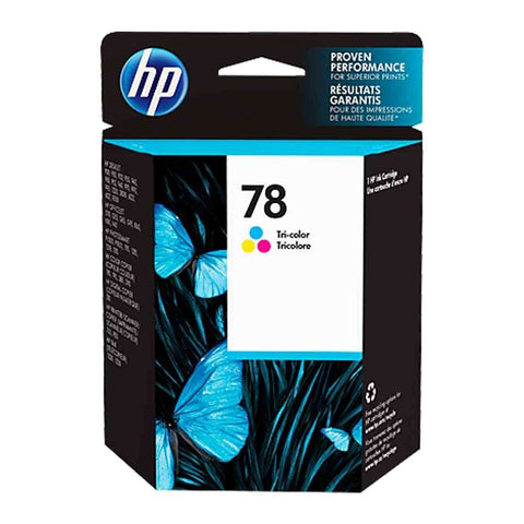 Hp Cartridge 78 Color