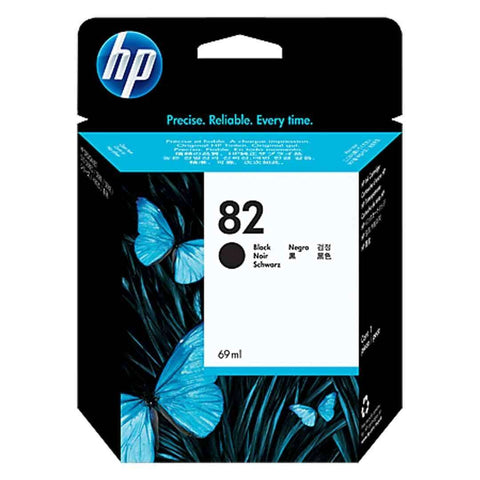 Hp Cartridge 82 BlackHp Cartridge 82 Black