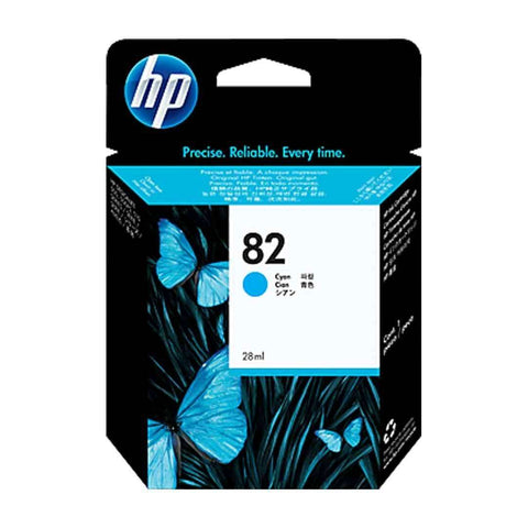 Hp Cartridge 82 Cyan