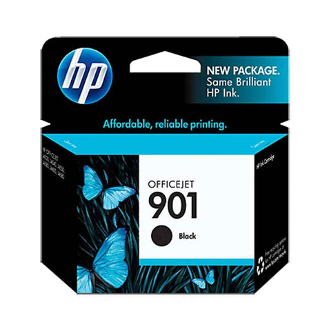 Hp Cartridge 901 Black