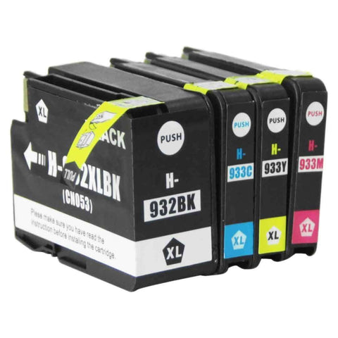 Hp Cartridge 932 933XL Set
