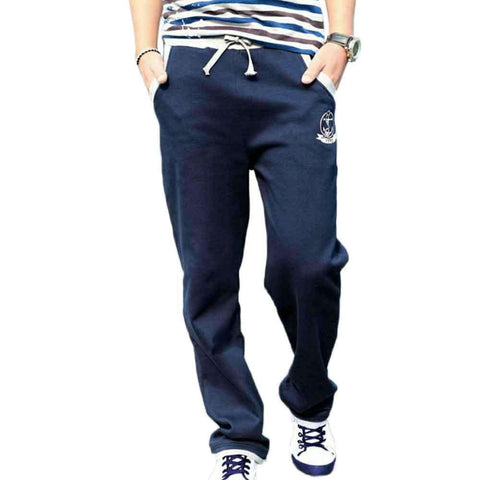 Navy Blue Trouser French Terry