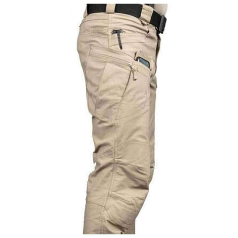Fawn Cargo Pants For Boys