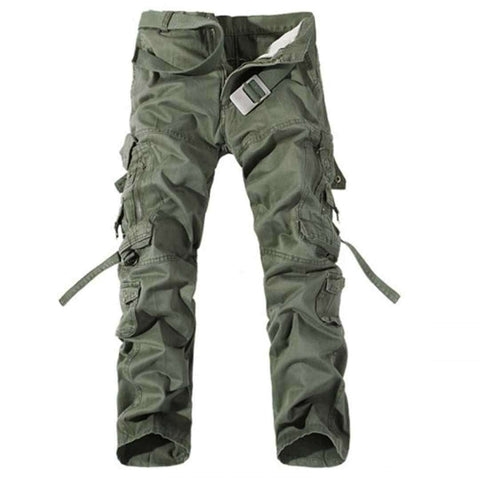 8 Pocket losse Fit Baggy Cargo Pants