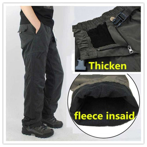 Men's 4 Pocket Casual Cargo Pants