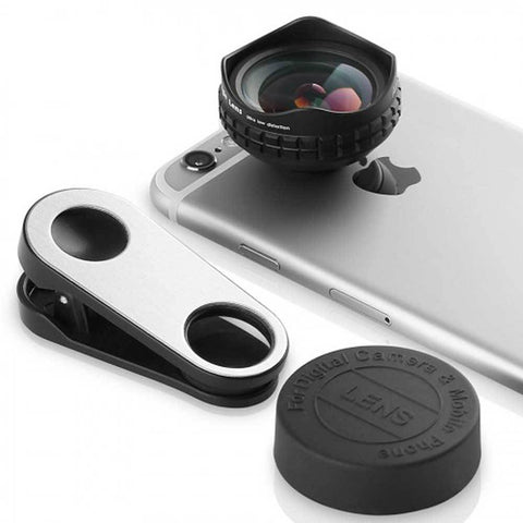 AUKEY Optic Pro Lens 18MM HD Wide Angle Cell Phone Camera Lens