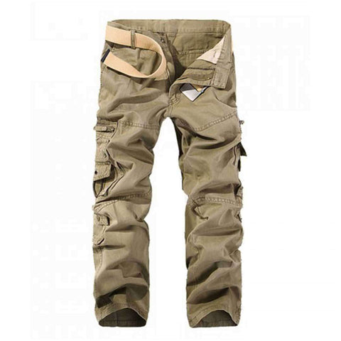 Men's 8 Pocket Stylish Cargo Pants