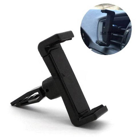 Black Clipper Car Holder For Smartphones