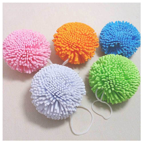 Candy Color Natural Bath Ball