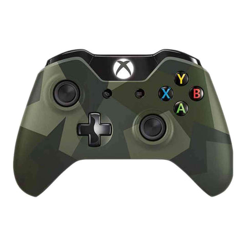 Microsoft Xbox One Special Edition Armed Forces Wireless Controller Camouflage