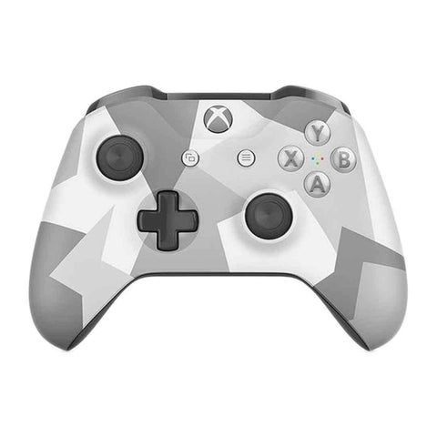 Microsoft Xbox Winter Forces Wireless Controller Special Edition White & Grey